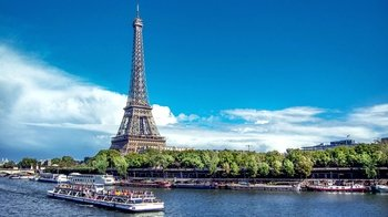 Seine River Cruise with Audio-Guide & City Map