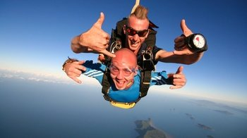 Redcliffe Tandem Skydiving Experience