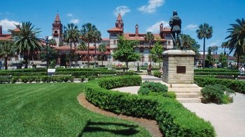 Full-Day St. Augustine & Colonial Quarter Tour from Orlando