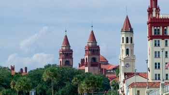 Full-Day St. Augustine & Pirate Museum Tour from Orlando