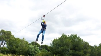 Forestal Adventure Park Admission