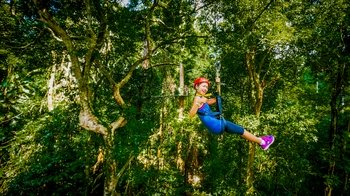Umgawa Zipline Eco Adventure - Jungle Flight