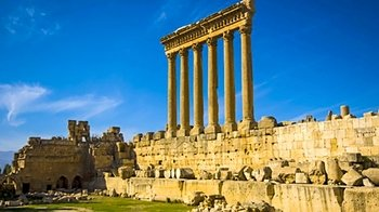 Full-Day Tour of Baalbek, Anjar & Chateau Ksara with Lunch