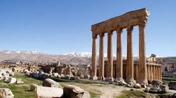 Private Full-Day Tour of Baalbek, Anjar and Chateau Ksara