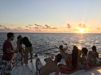 Sunset Spanish Water Cruise with Open Bar