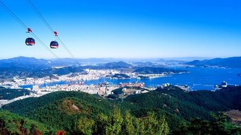 Private Full-Day Tongyeong Tour with Driver