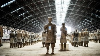 Private Tour of Terracotta Warriors Museum, City Wall & Towers