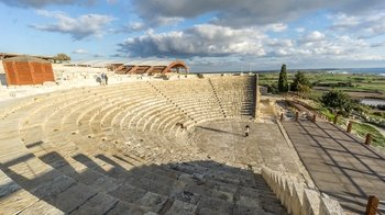 Day Trip: Limassol and Kourion from Paphos