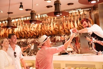 Small-Group Discovering Malaga Foodie Feast Tour