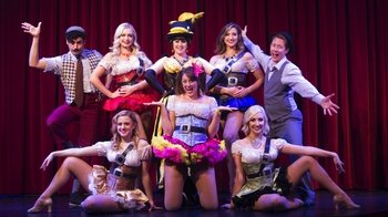 Teatro Martini Adventure Show with 5-Course Meal