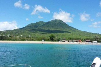 Nevis Beach Getaway from St Kitts