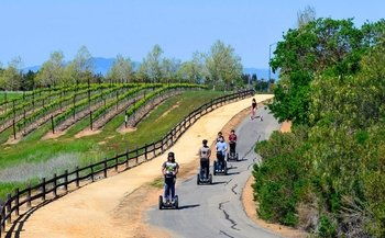 Livermore Trails - Segway PT Guided Tour