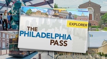 Philadelphia Explorer Pass: 30+ Museums, Tours & Attractions in 1 Pass