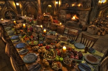 Hobbiton Movie Set Evening Banquet Tour from Rotorua