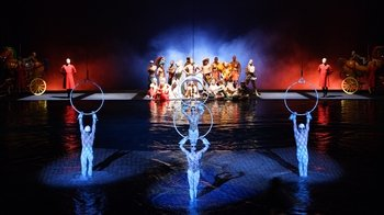 O by Cirque du Soleil® at the Bellagio in Las Vegas