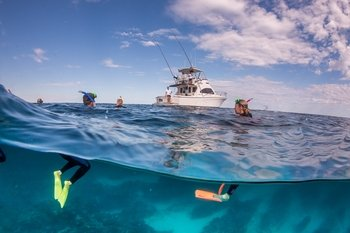 Exclusive Ningaloo Reef Adventure Charter
