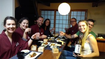 Authentic Japanese Cooking Class in Central Kyoto