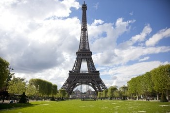 Eiffel Tower Climbing Tour & Glass Floor Experience