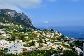 Capri in 1 Day from Sorrento with Limoncello Tasting