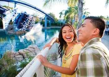 SeaWorld Florida Length of Stay Combo