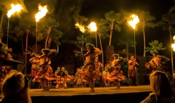 Chief's Luau at Wet'n'Wild Hawaii