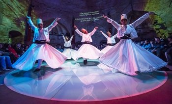 Whirling Dervishes Live Show & Exhibition