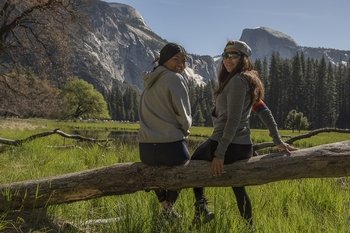 Beginner Yosemite National Park Guided Adventure Hike for 2