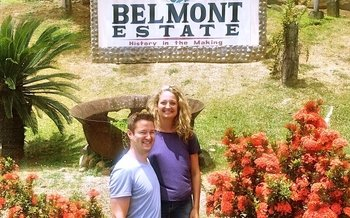 Belmont Estate Heritage Tour with Lunch