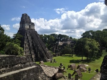 TIkal One Day By Air with Lunch