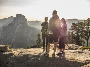 Intermediate Yosemite National Park Adventure Hike