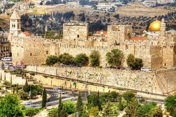 Jerusalem, Dead Sea, Bethlehem, & More Tour