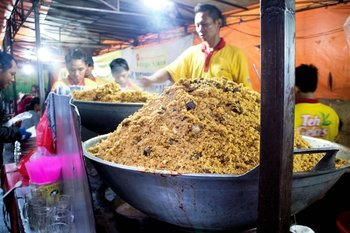 Legendary Sabang Food Tour