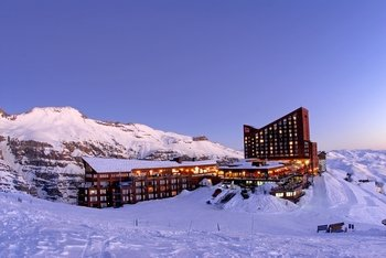 Valle Nevado Half-Day Tour with Cheese & Wine