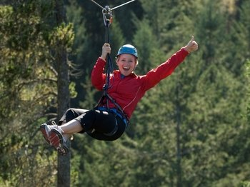 Fully Guided Zip line Tour