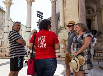 Split: Wars, Warriors & Reforms Small-Group Tour with Picnic