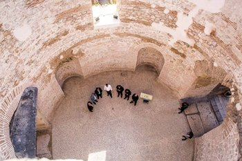 Secrets of Split Small Group Walking Tour