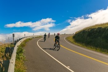 Haleakala Sunrise Bike Tour