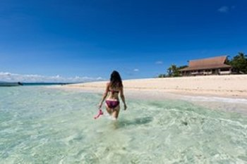 Beachcomber Island Resort Cruise and Resort Access