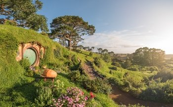 Hobbiton Film Set Tour departing Matamata i-SITE