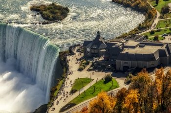 Niagara Falls Tour including Skywheel