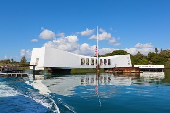 A Day at Pearl Harbor: From Kona, Big Island
