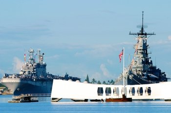 Pearl Harbor: World War II Beginning to End from Maui