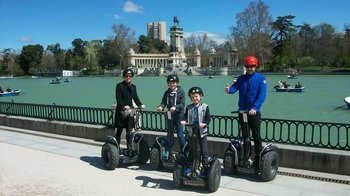 Private Madrid Segway Tour