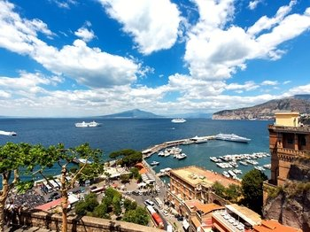 Sorrento, Positano & Amalfi Small-Group Tour