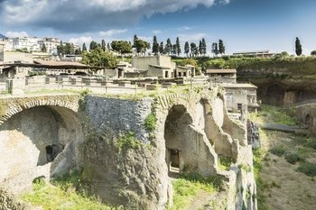 Half-Day Tour of Herculaneum from Naples