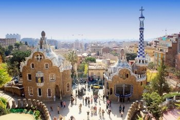 Gaudí: Park Güell Skip-the-Line Tour