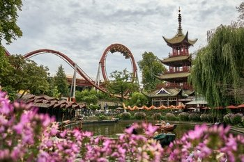Tivoli Gardens Skip-the-Line Admission Tickets