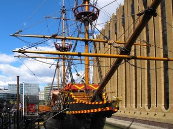 The Golden Hinde Admission Tickets