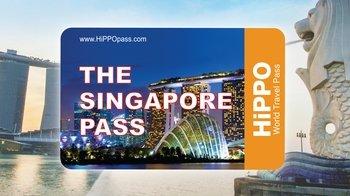 ,Estudios Universal de Singapur,Singapur City Pass