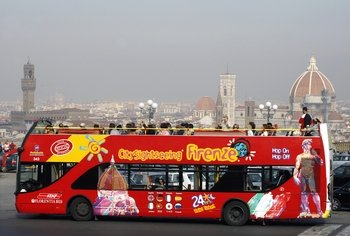 City Sightseeing Florence Hop-on Hop-off